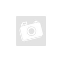 Szappanrózsa-box 18 szálas Szív alakú Rózsaszín-lila